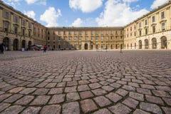 Svedese Royal Palace Fotografia Stock