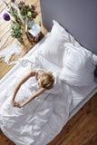 Svegliare scena di mattina Fotografia Stock