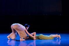 Sveglila su 6-Act 5: Nessuna parte per disporre ballo gioventù-moderno Dreamlan fotografia stock libera da diritti