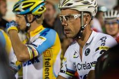 Sven Nys - Vegas transversal Cyclocross Imagem de Stock