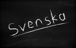 Svenska Fotografie Stock