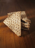 Knaprigt bröd Royaltyfria Foton