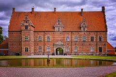 Svenstorp城堡 库存图片