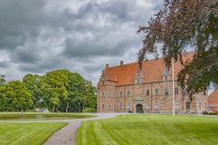 Svenstorps Gard Castle Royalty Free Stock Images