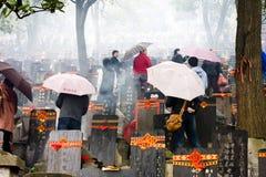 svepande tomb för dag Royaltyfri Fotografi
