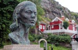 """Sverige †""""Fjällbacka Ingrid Arkivbild"""