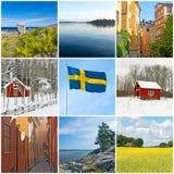 Sverige fotografering för bildbyråer