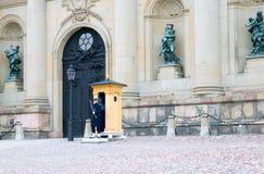 Sverige. Stockholm. Gammal Town arkivfoton