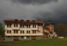 Sveta佩特卡修道院 库存图片