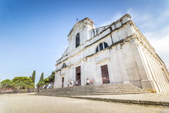 Sveta Eufemija Church, Rovinj, Croatia Royalty Free Stock Image