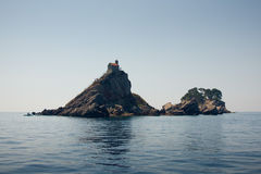 Sveta Nedelja Insel Lizenzfreies Stockbild