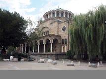 Sveta Nedelya教会索非亚保加利亚欧洲 免版税图库摄影
