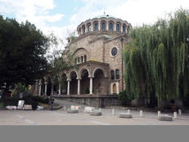 Sveta Nedelya Church Sofia Bulgaria Europe. Sveta Nedelya Church in Sofia Bulgaria Europe Royalty Free Stock Photography