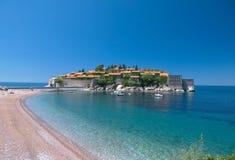 sveti montenegro stefan стоковое фото