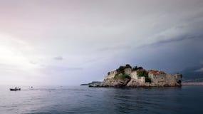 sveti montenegro stefan Стоковые Изображения