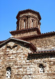 Sveti Naum Kloster stockfotografie
