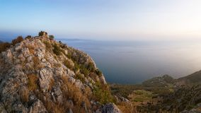 Sveti Nikola, νησί Hvar, Δαλματία, Κροατία Στοκ Φωτογραφίες