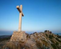 Sveti Nikola, Hvar-Eiland, Dalmatië, Kroatië Stock Fotografie