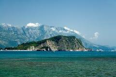 Sveti Nikola island Stock Image