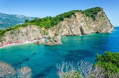 Sveti Nikola Island Stock Photography