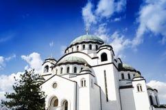 Sveti Sava Στοκ εικόνες με δικαίωμα ελεύθερης χρήσης