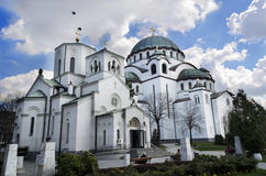 Sveti Sava Foto de Stock Royalty Free