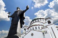 Sveti Sava Στοκ Φωτογραφία