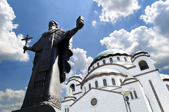 Sveti Sava Fotografia de Stock