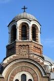 Sveti Sedmochislenitsi Kirche Lizenzfreies Stockfoto