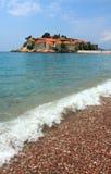 Sveti Stefan, Montenegro Stock Images