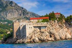 Sveti Stefan in Montenegro Stock Image
