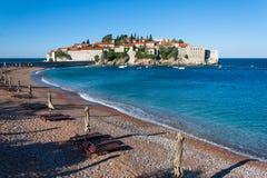 Sveti Stefan, Montenegro Royalty Free Stock Photo