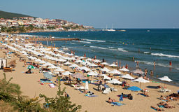 Sveti Vlas, Bulgarien Lizenzfreies Stockbild