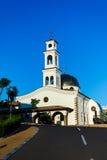 Sveti Vlas miasta kościół Zdjęcie Royalty Free