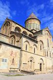 Svetitskhoveli Cathedral stock photography