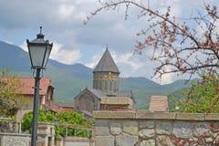 Svetitskhoveli Cathedral, Georgia Stock Photo