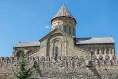 Svetitskhoveli Cathedral Royalty Free Stock Photo