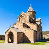 Svetitskhoveli Cathedral, Mtskheta Stock Photography