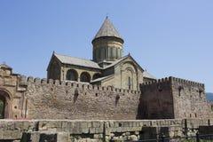 Svetitskhoveli Cathedral Stock Photos