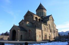 Svetitskhoveli Kathedrale Stockbild