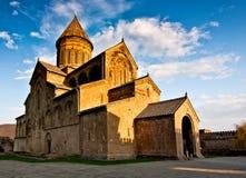Svetitskhoveli Orthodox Cathedral Stock Photos
