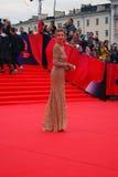 Svetlana Bondarchuk at Moscow Film Festival Stock Photos