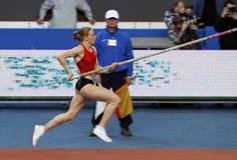 Svetlana Feofanova - Russian World Champion Stock Image