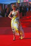 Svetlana Khodchenkova at Moscow Film Festival Royalty Free Stock Image