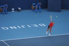 Svetlana Kuznetsova op Open China Royalty-vrije Stock Fotografie
