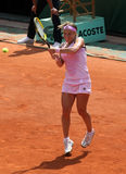 Svetlana Kuznetsova (RUS) at Roland Garros 2011 Stock Photos