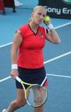 Svetlana Kuznetsova (RUS), tennisspeler stock afbeelding