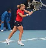 Svetlana Kuznetsova (RUS), tennisspeler stock afbeeldingen