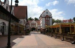 Svetlogorsk until 1947 - Rauschen, Kaliningrad region. Royalty Free Stock Photos