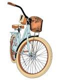 Svg tirado mão do eps Crafteroks do vetor do estilo dos comcis da bicicleta livre, arquivo livre do svg, eps, dxf, vetor, logotip ilustração royalty free